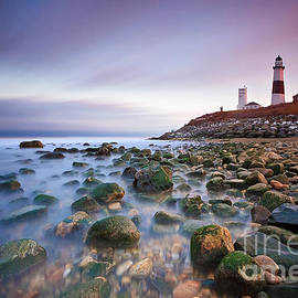 Katherine Gendreau - Montauk Point Lighthouse Sunset