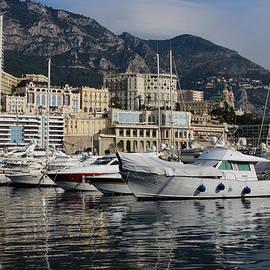 Georgia Mizuleva - Monte Carlo Harbor - Monaco - French Riviera