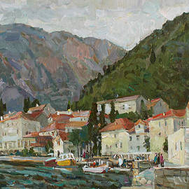 Juliya Zhukova - Montenegrin Venice