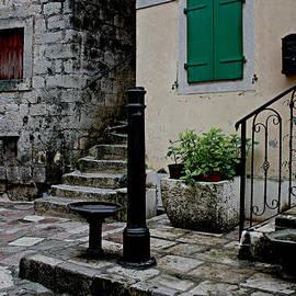 John Garbarino - Montenegro Street Scene 1