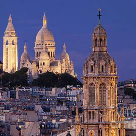 Brian Jannsen - Montmartre Twilight