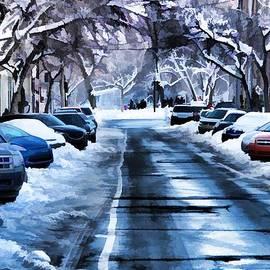 Daniel Castonguay - Montreal winter scenery