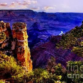 Bob and Nadine Johnston - Monument to Grand Canyon