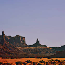 Christine Till - Monument Valley - an iconic landmark