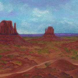 Anne Katzeff - Monument Valley