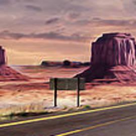 Bruno Santoro - Monument Valley