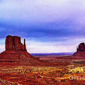 Bob and Nadine Johnston - Monument Valley Navajo National Tribal Park