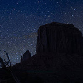 Steve Gadomski - Monument Valley Starlight