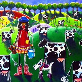 Jackie Carpenter - Moo Cow Farm