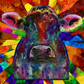 Jack Zulli - Moo Cow With Color