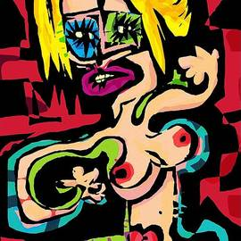 Brett Sixtysix - Mood. Dancing. Nude.