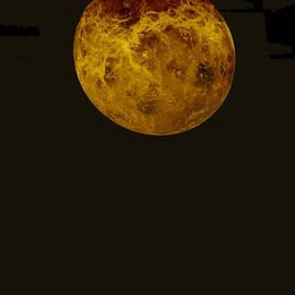 Al Bourassa - Moon Art
