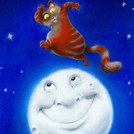 Alexandre Vieira - Moon Cat