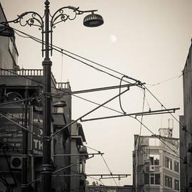 Ross Henton - Moon Over Istanbul - for Eugene Atget
