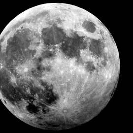 Lori Pessin Lafargue - Moon Over Mansfield