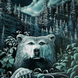 Bob Patterson - Moonlight Bear