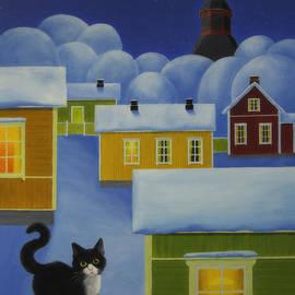 Veikko Suikkanen - Moonlight Cat