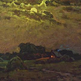 Vasilij Belikov - Moonlight evening