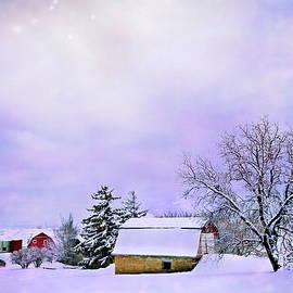 Theresa Tahara - Moonlit Farm