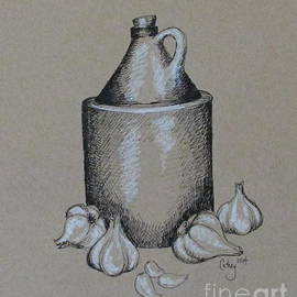 Moonshine And Garlic