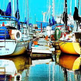 Carol  Lux Photography - Moored Boats