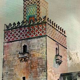 Marcia Lee Jones - Moorish Tower