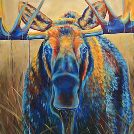 Teshia Art - Moose Marsh