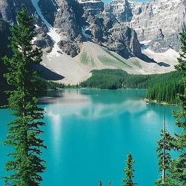 Shirley Sirois - Moraine Lake 4