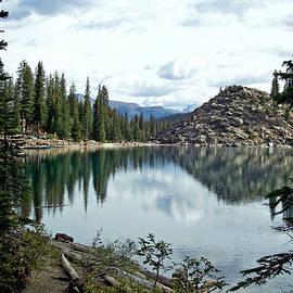 Lynn Bolt - Moraine Lake Alberta Canada