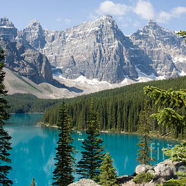 Chris Scroggins - Moraine Lake
