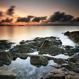 Grant Glendinning - Morar Sunset
