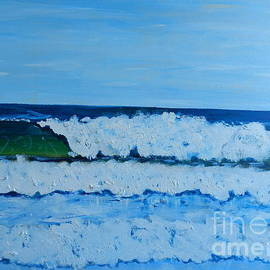 Pamela  Meredith - More Waves at Bulli Beach