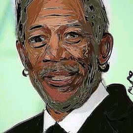 Nuno Marques - Morgan Freeman