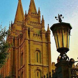 Bruce Bley - Morman Temple