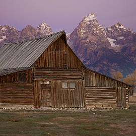 Tom Cuccio - Mormon Row Barn