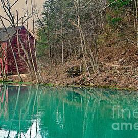 Steven Bateson - Morning At Alley Springs Mill
