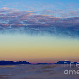 Sandra Bronstein - Morning Begins in White Sands