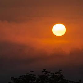 James Clavet - Morning burn