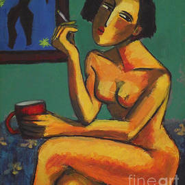 Ara Shahkhatuni - Morning Coffee
