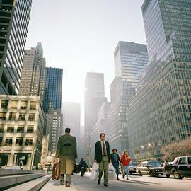 Shaun Higson - Manhattan Sunrise
