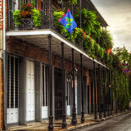 Greg and Chrystal Mimbs - Morning in the French Quarter