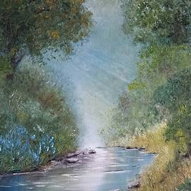 Delia Birnhak Swenson - Morning Mist