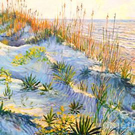 Lou Ann Bagnall - Morning Sand Dunes