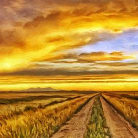 Michael Pickett - Morning Sunrise