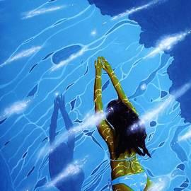 Kyle  Brock - Morning Swim