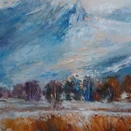 Natalia Bardi - Morning winter