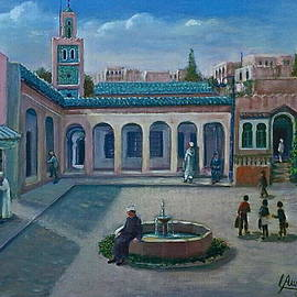 Laila Awad  Jamaleldin - Moroccain view #2