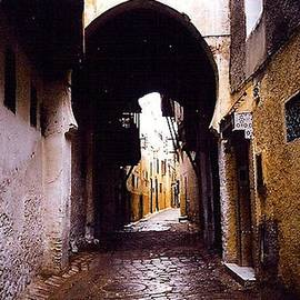 Stephanie Moore - Moroccan Street