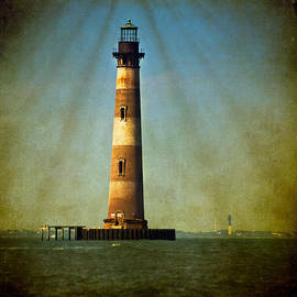 E Karl Braun - Morris Island Light Color Vintage