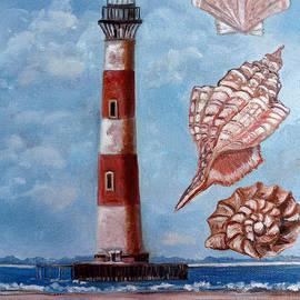 Julie Brugh Riffey - Morris Island Lighthouse